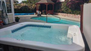 Spa, Pool Gazebo
